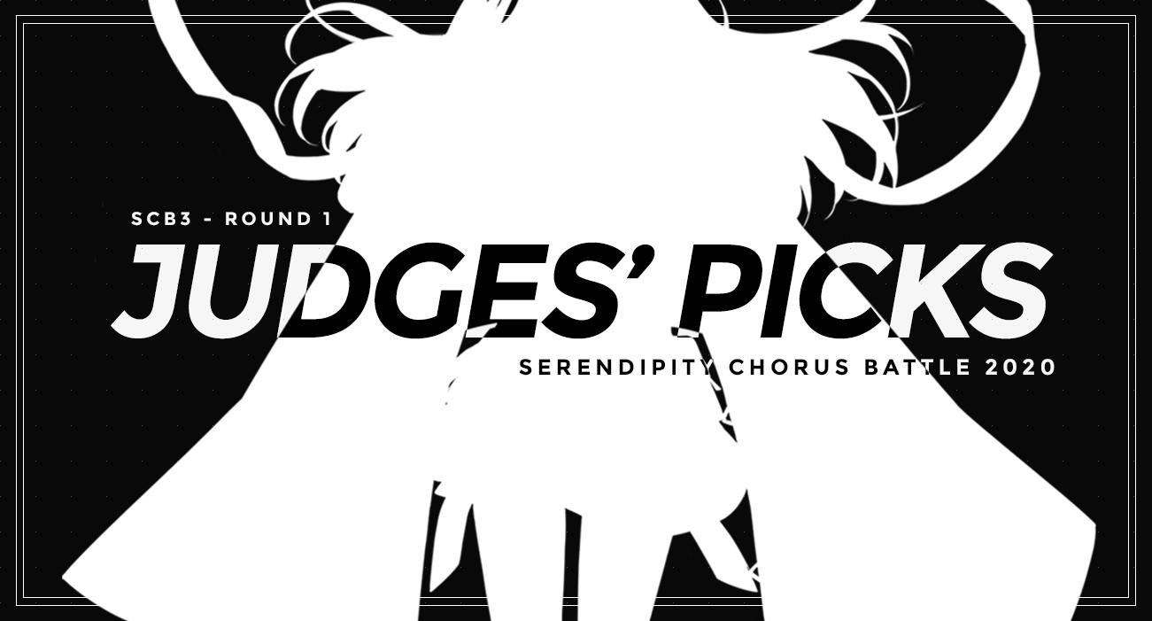 [SCB3-R1] Round 1 Judges' Picks!