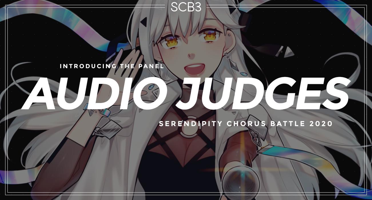 Info Spotlight - Audio Judges!