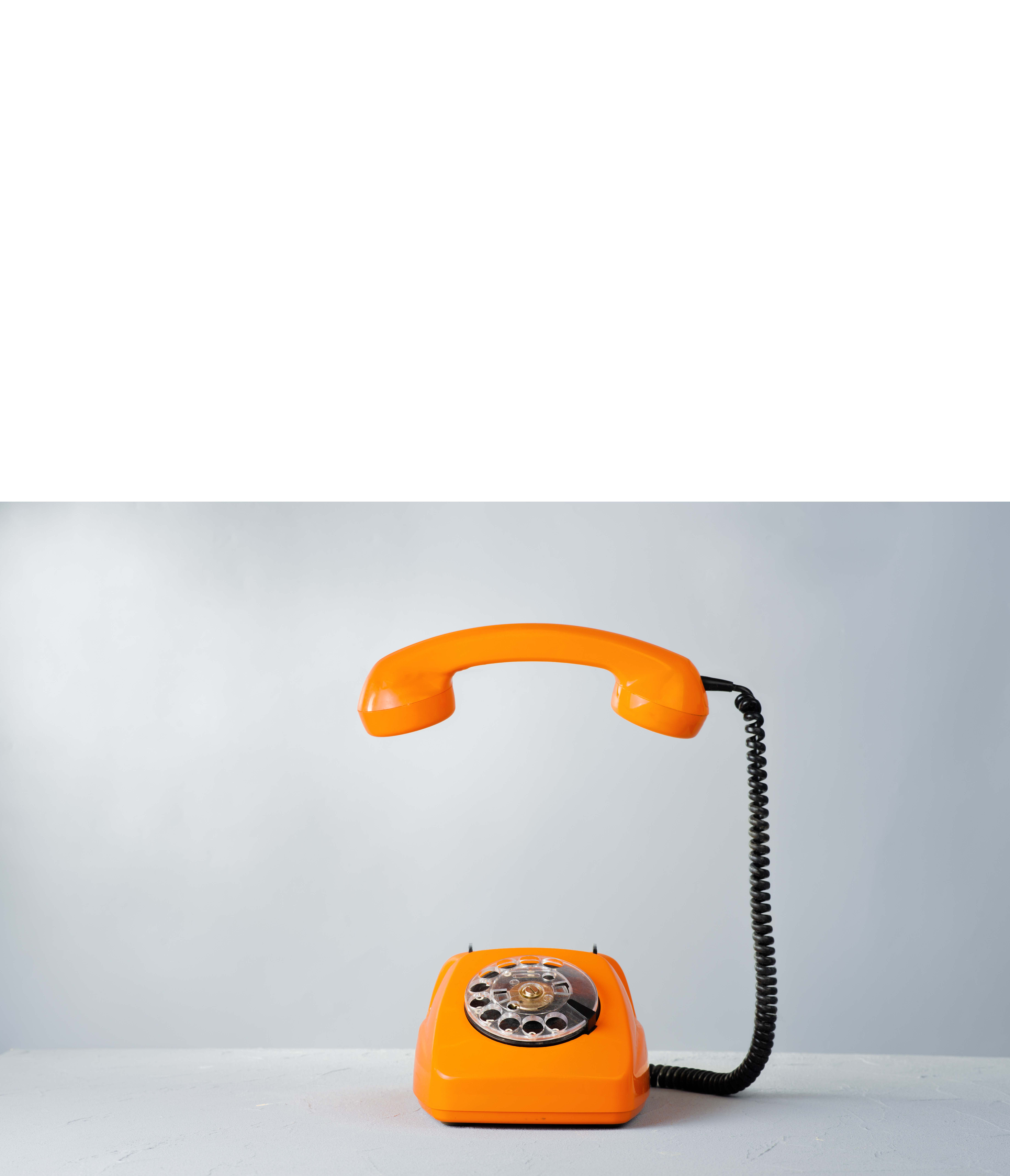 Moment of Truth: When the Phone Rings