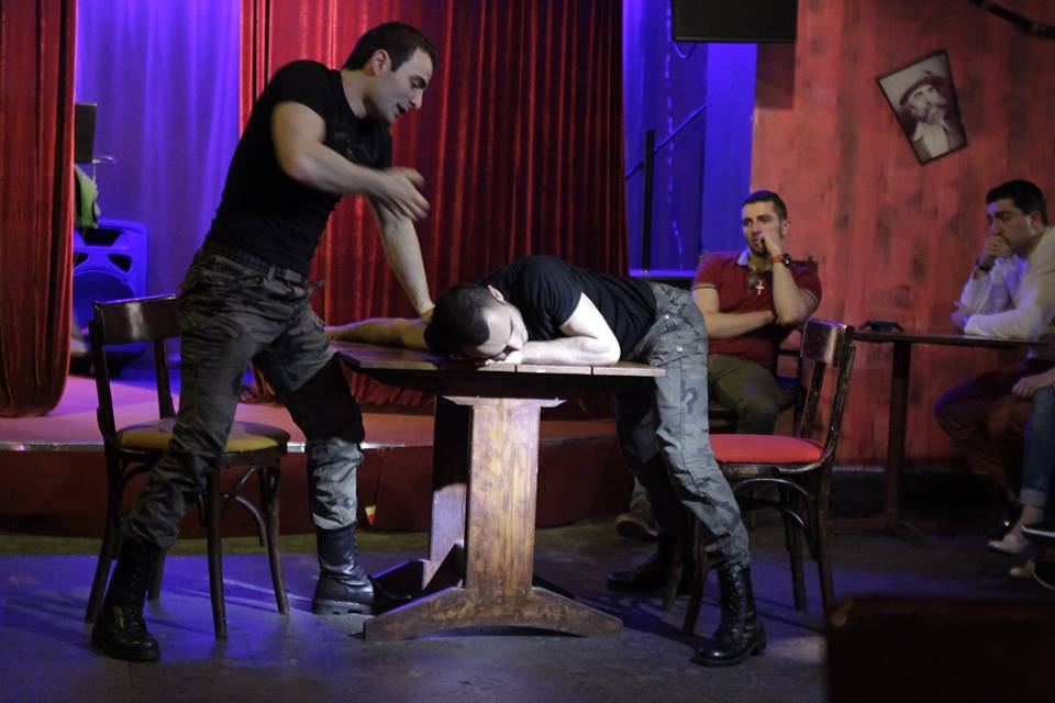 Bar Fight Self-Defense Seminar