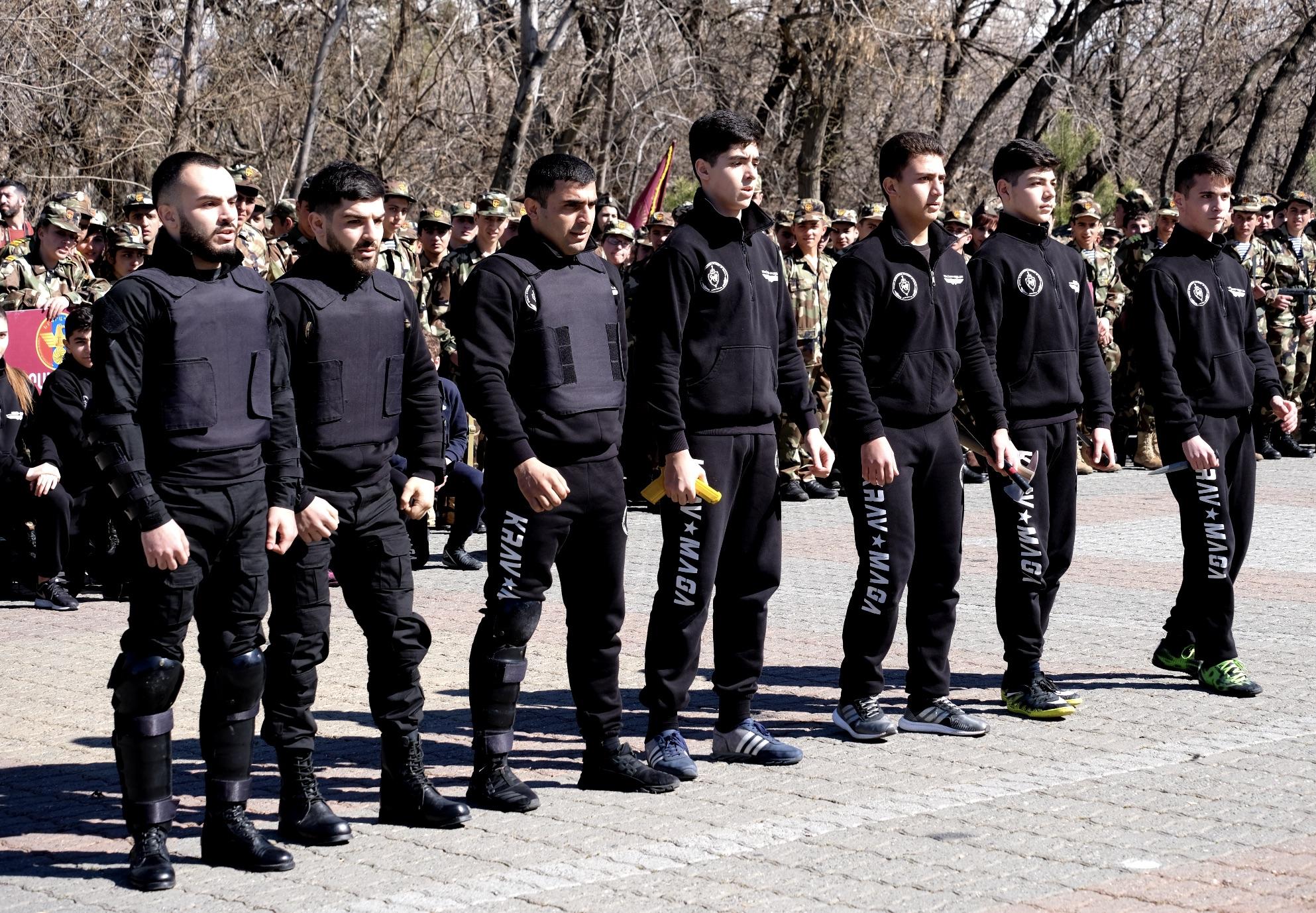 SIAS Demo | Tribute to Vazgen Sargsyan