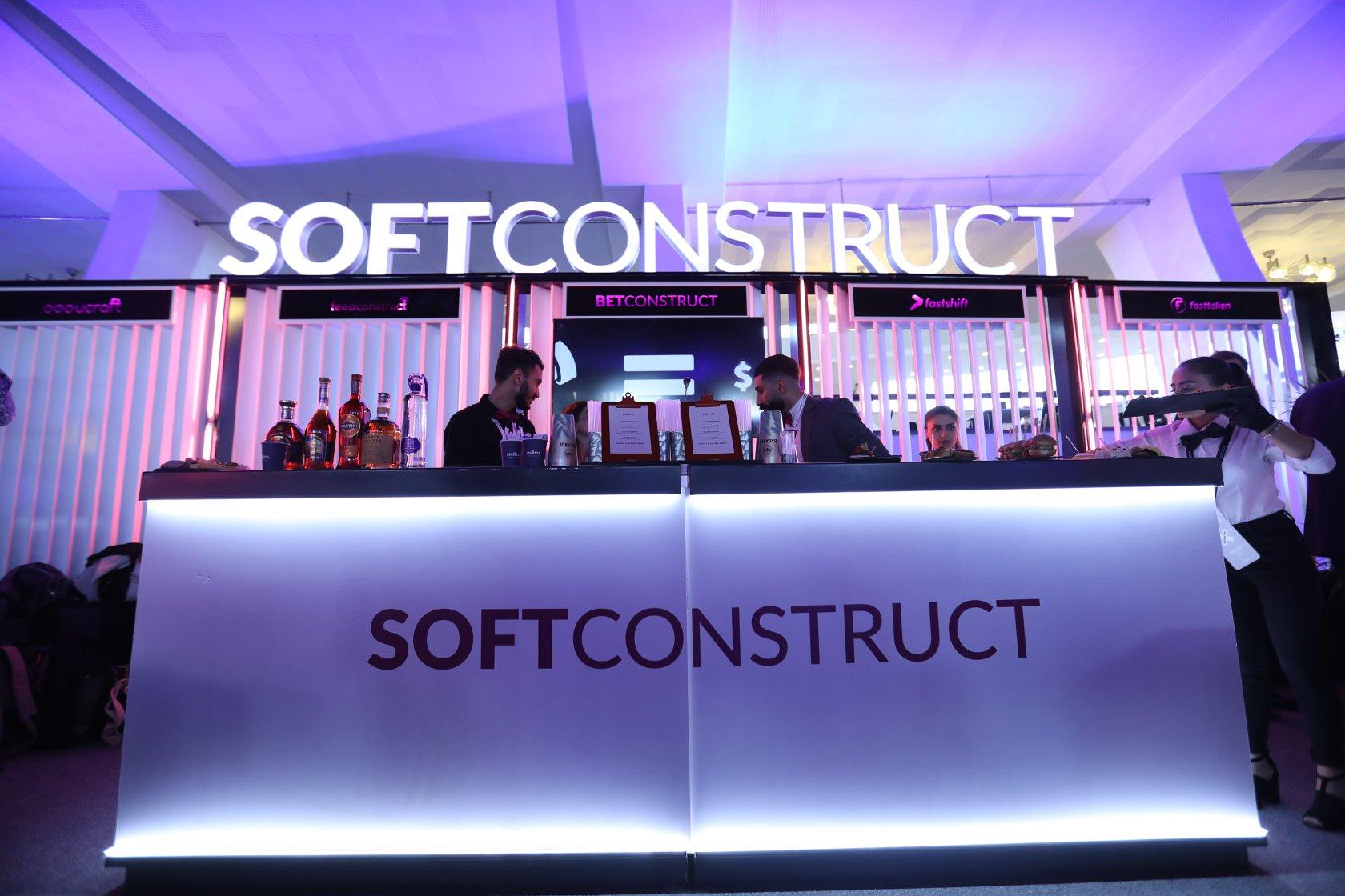 SoftConstruct at WCIT 2019 Yerevan
