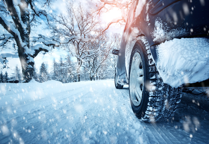 Why You Need Winter Tires in Canada