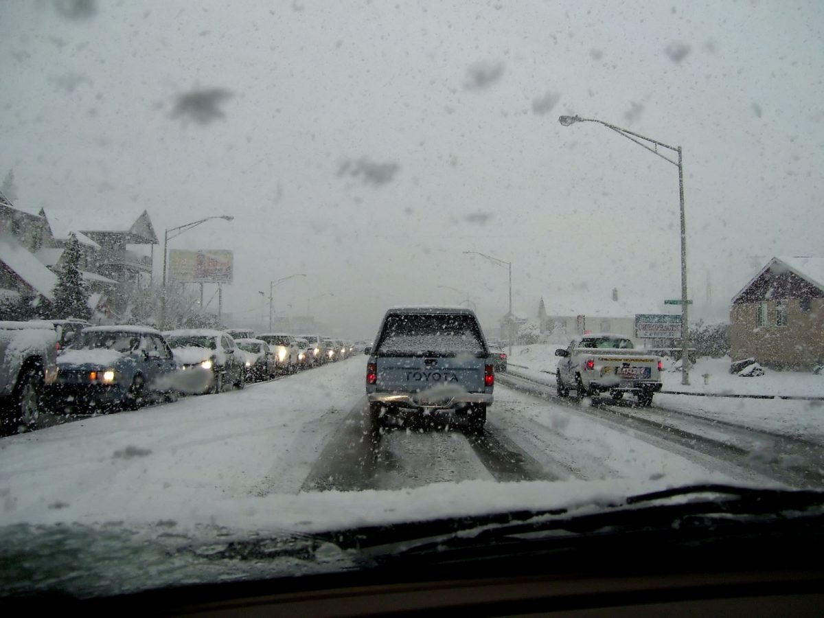 WINTER DRIVING TIPS FROM YOUR MECHANIC