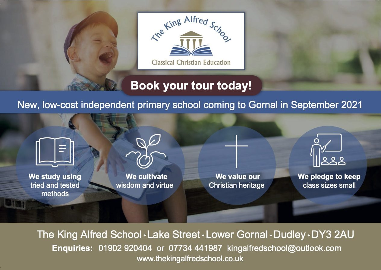 You can now book a tour of The King Alfred School!