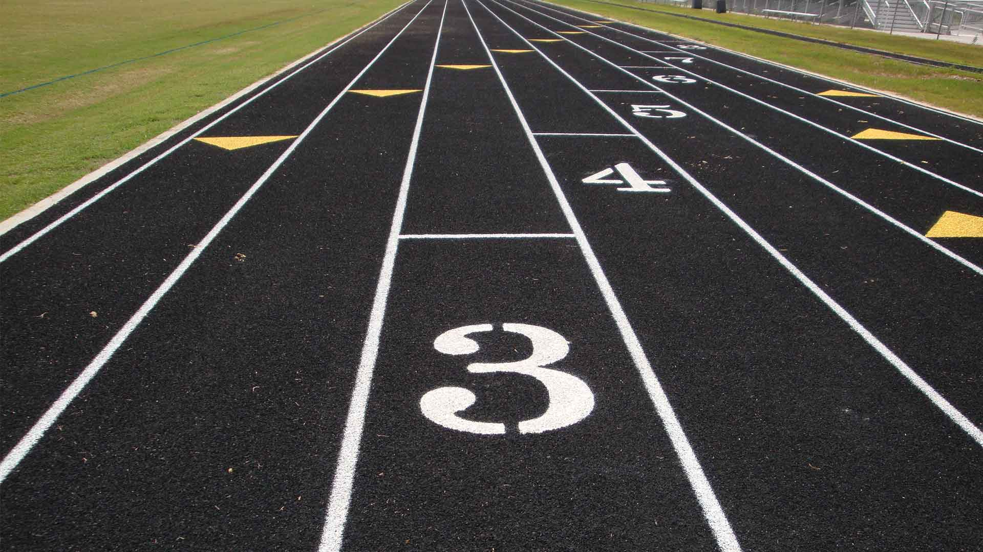 JH Track Results at Lincoln with LaVille