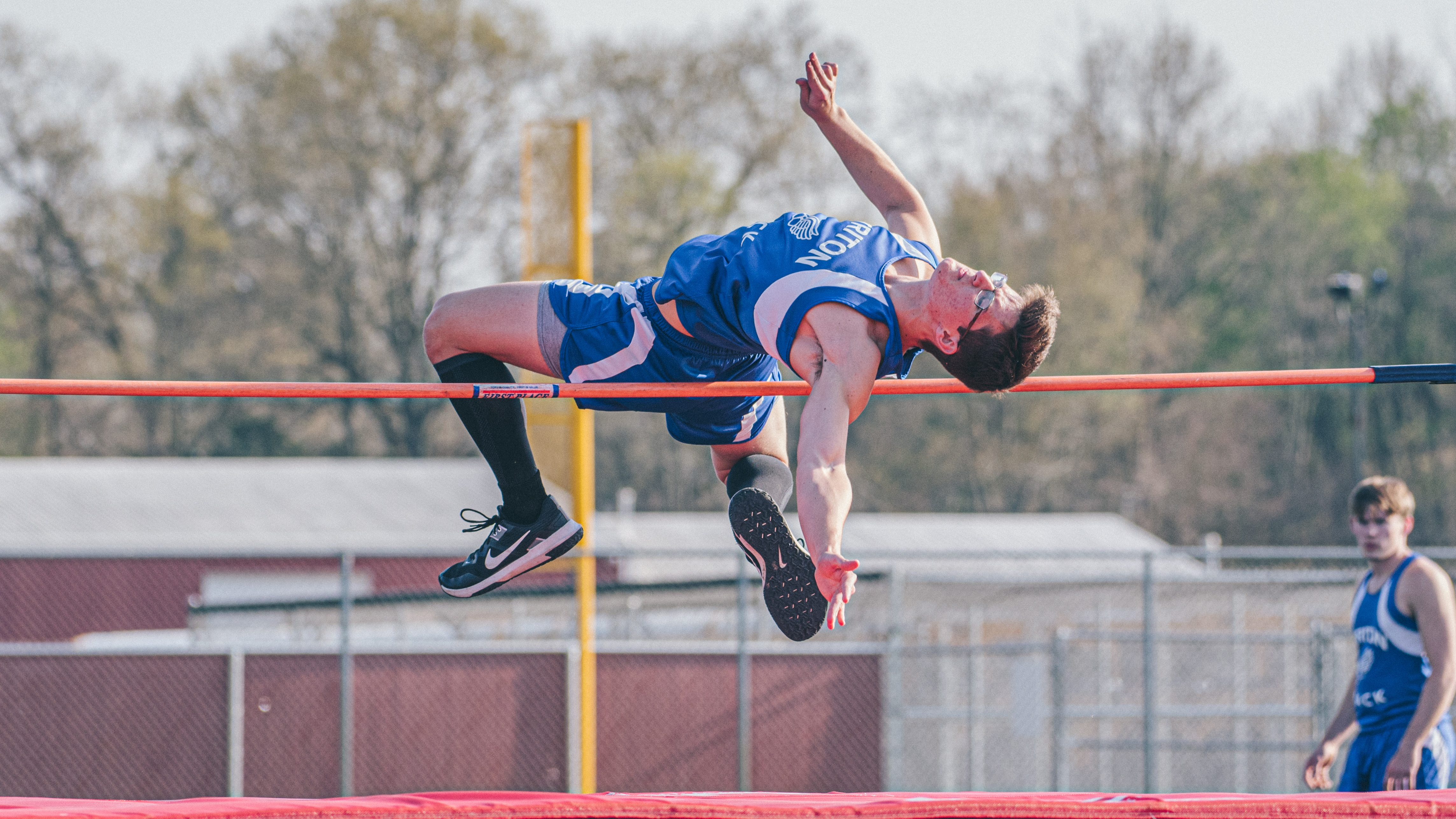 Trojan Track Completes Season at Plymouth Sectional