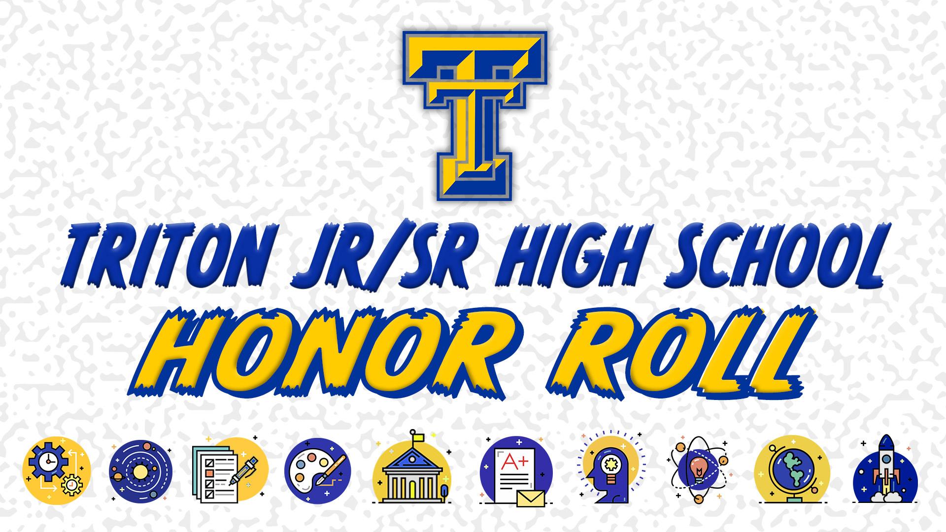 TJSHS Honor Roll | 2020-2021 | Term 2 Grading Period 1