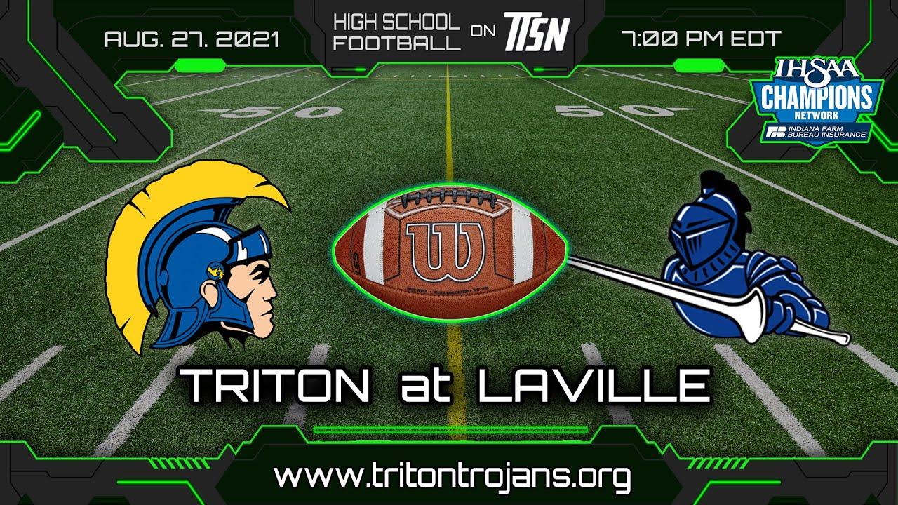 Triton Football Week 2 Media Roundup - LaVille