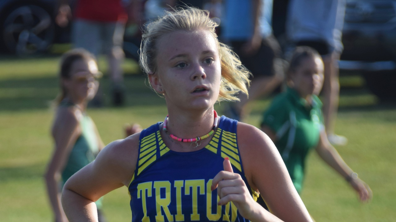 Week 2 - Triton Cross Country Results 2021