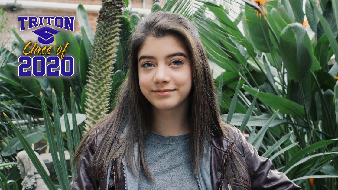 Senior Spotlight: Clarissa Gonzalez