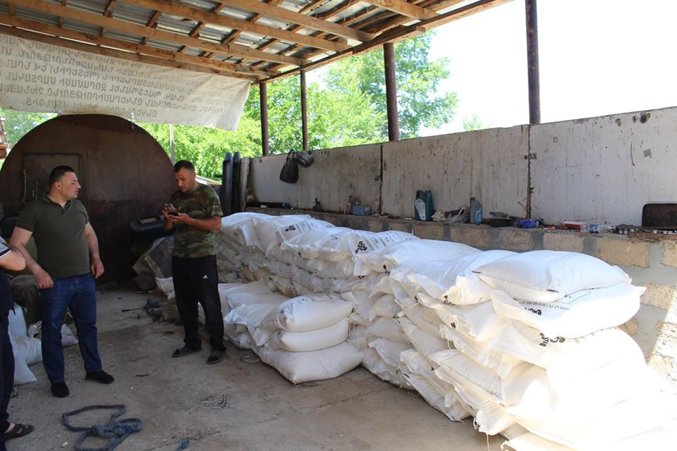 EMERGENCY RESPONSE: FERTILIZERS FOR KASHATAGH