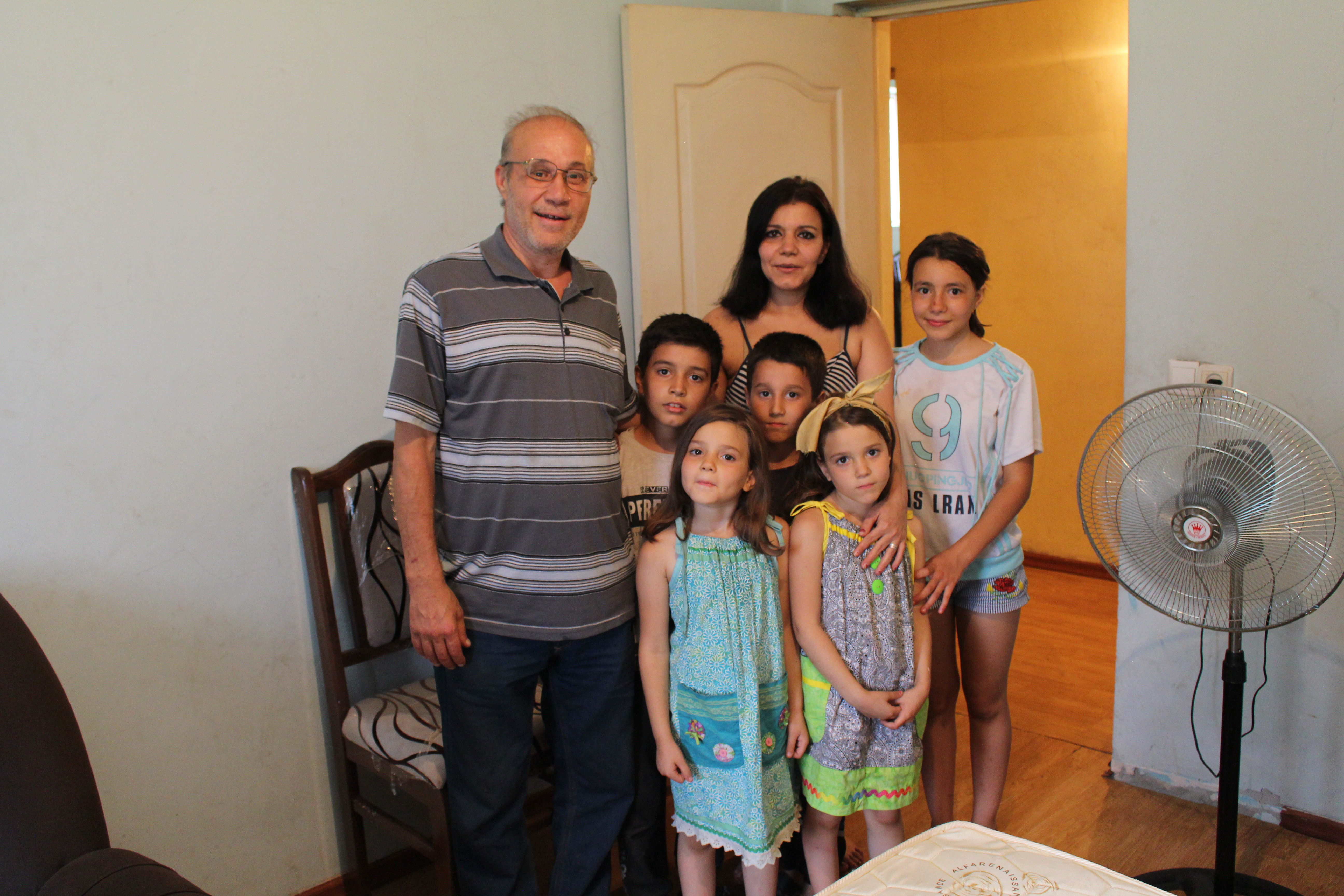 URGENT: House for a Syrian-Armenian Family