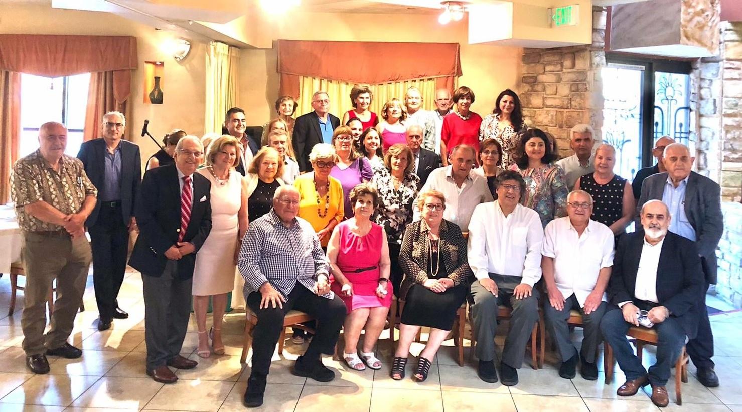 The Iraqi Armenian Family Association of LA Hosts Fundraiser for Family and Community NGO of Armenia