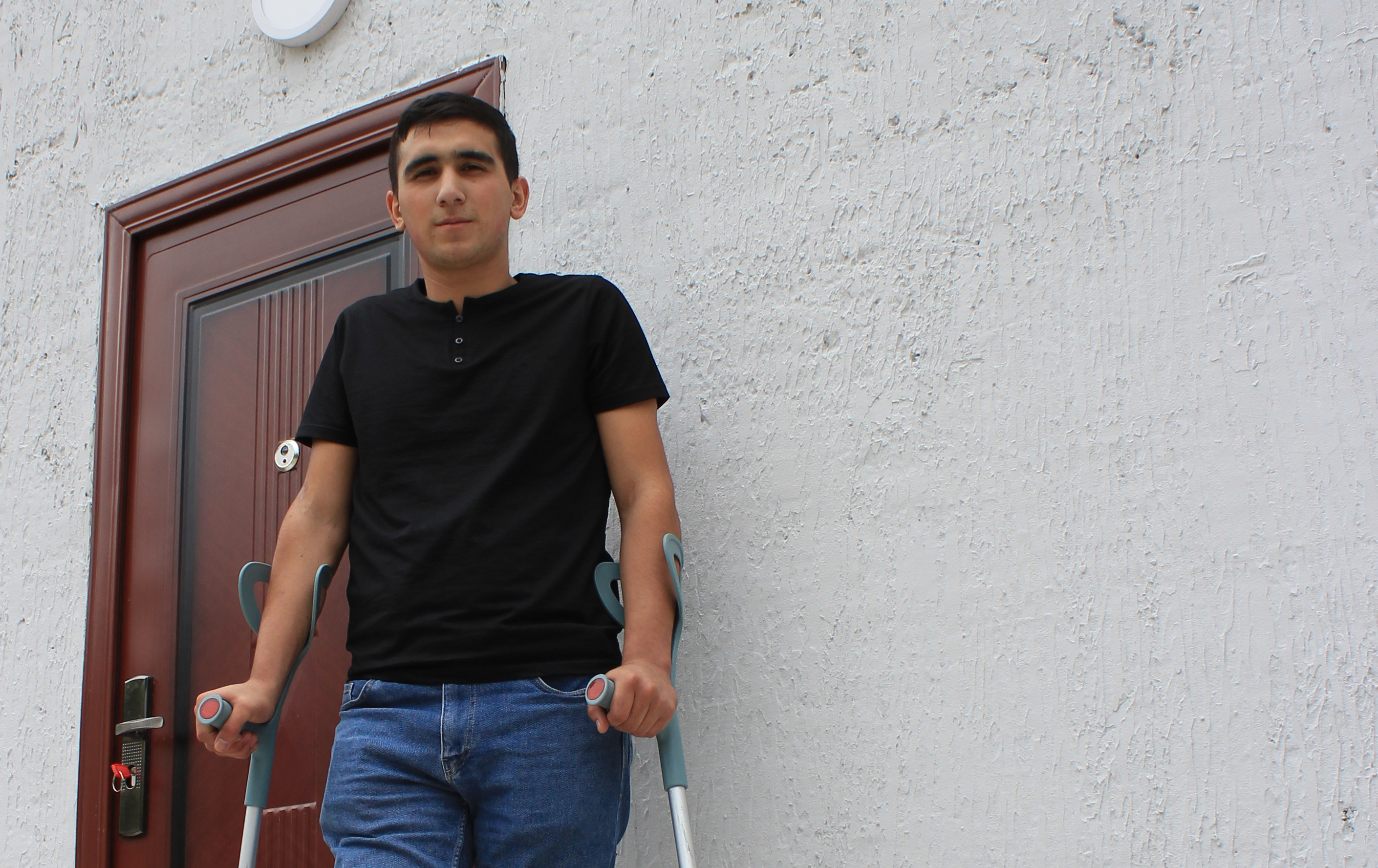 Twenty-Year-Old Artsakh Vet Gets a New Home and a Second Chance at Life in Herher Village