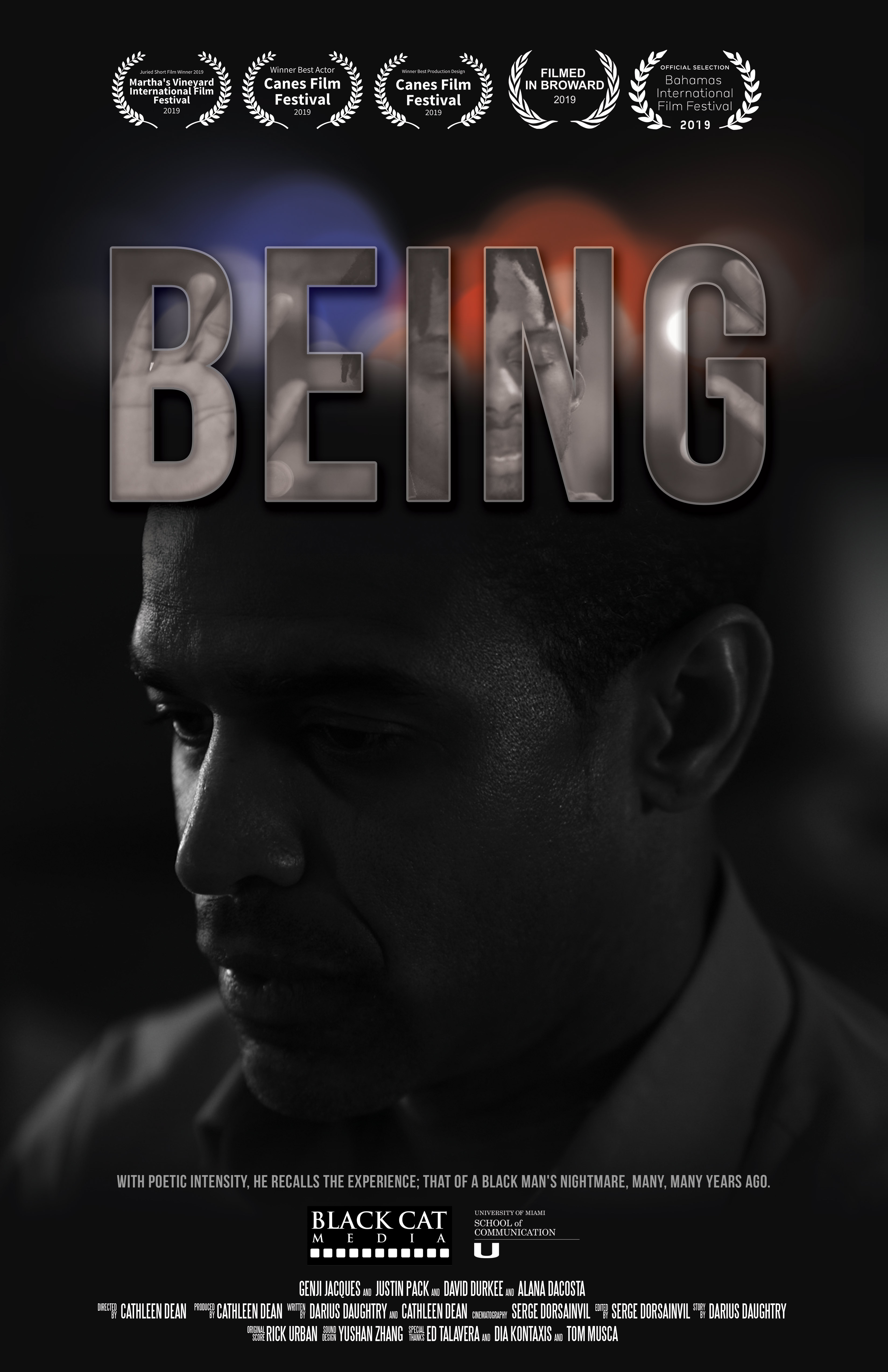 """Being"" receives Best Short Film award"