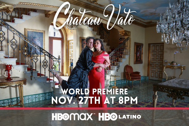 Chateau Vato premiered Nov. 27 and is now streaming on HBO Max and HBO Latino.