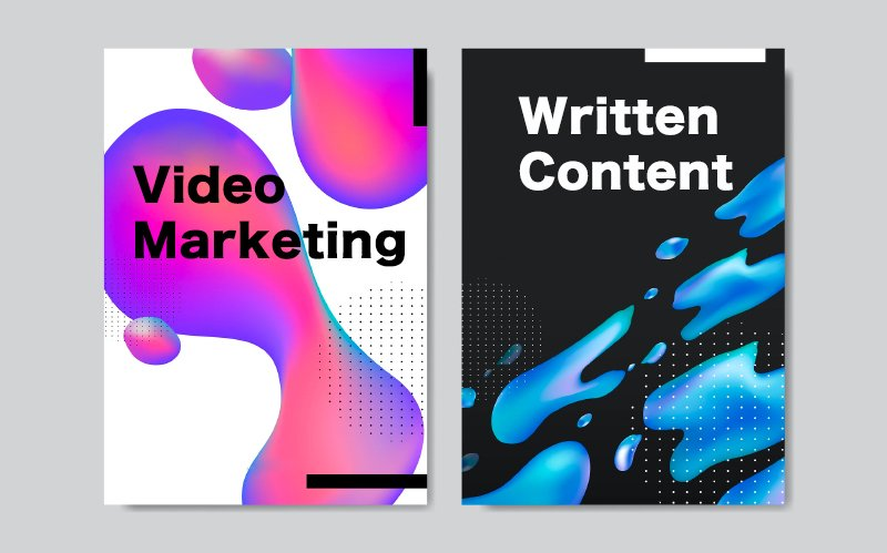 Video Marketing vs Written Content - Which is More Effective?