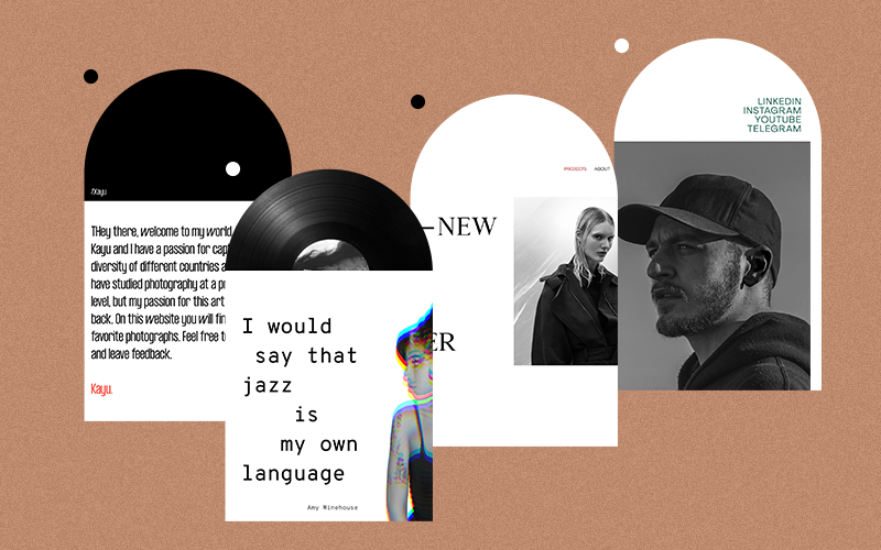 20 Brilliant Artist Portfolio Examples for Your Inspiration