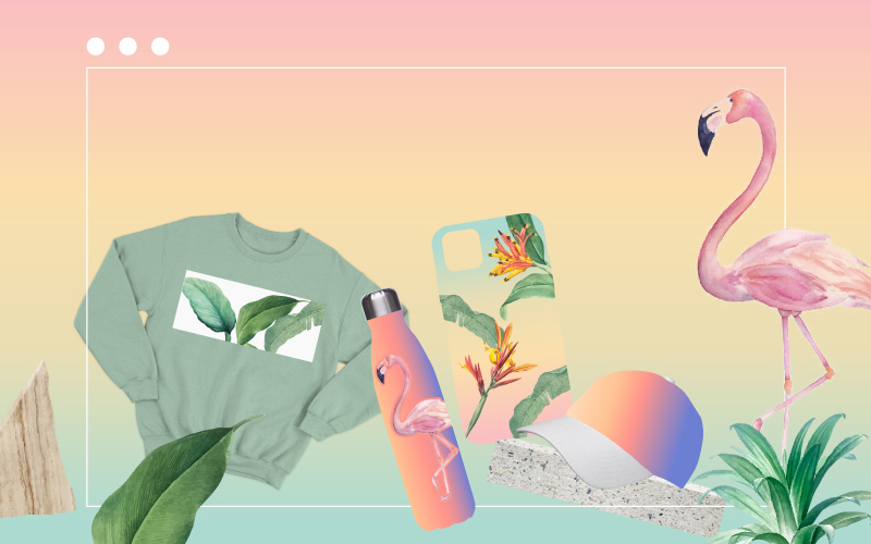 9 Exclusive Printful Print-on-Demand Products to Sell this Year