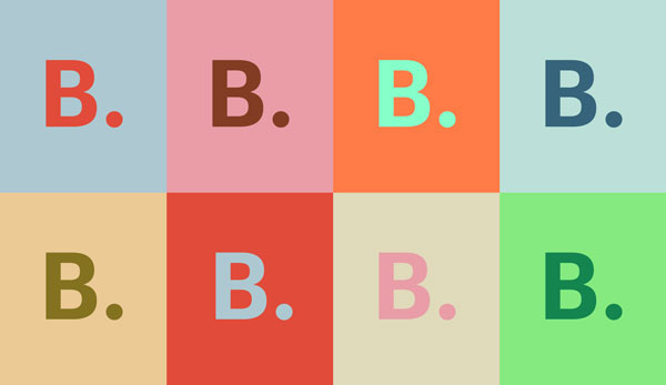 Picking Logo Colors for Your Brand: The Basics