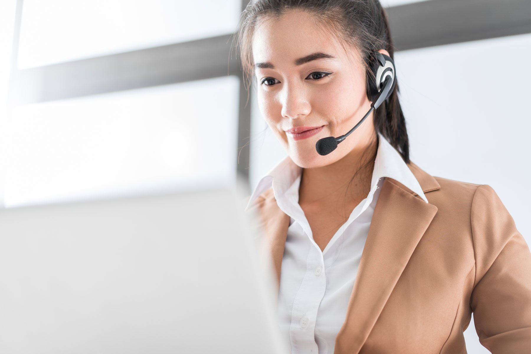 calling customer service solution