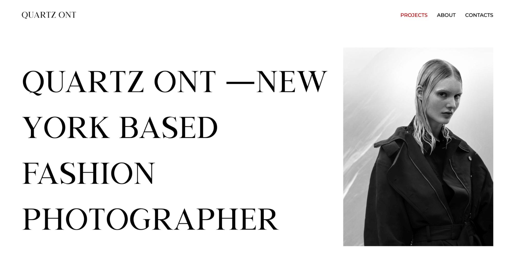 photograph portfolio