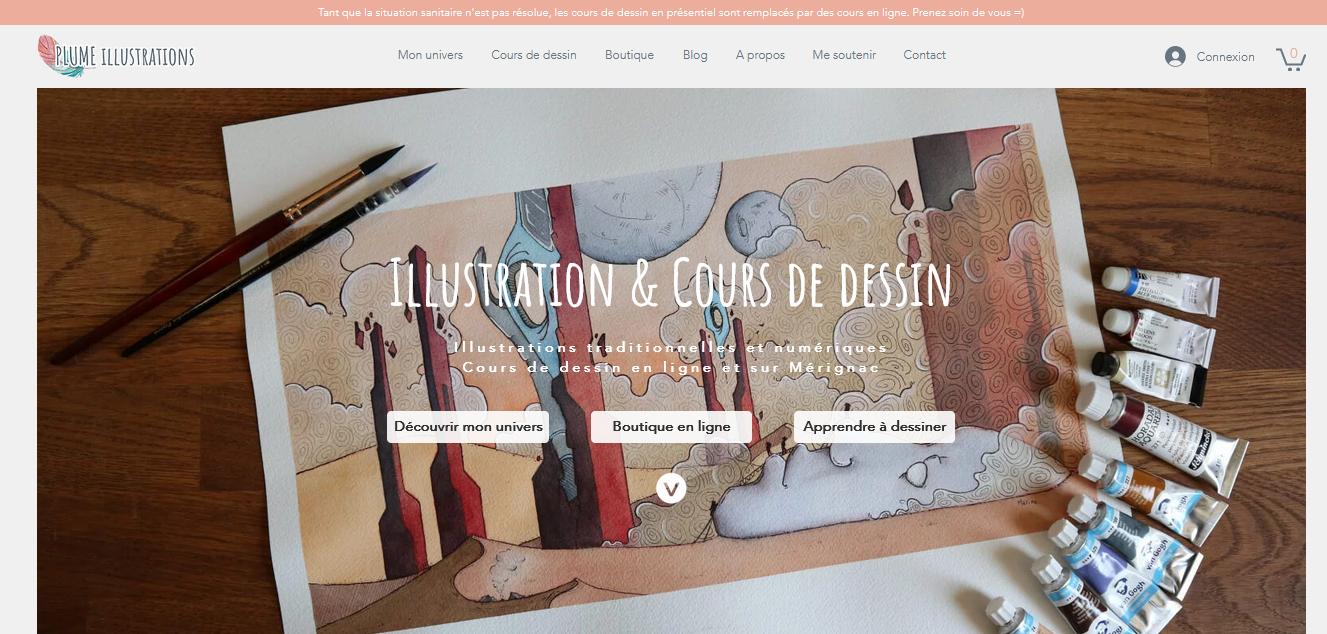 plume illustrations-ucraft