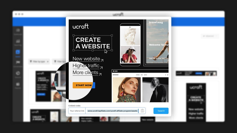 ucraft-affiliate marketing