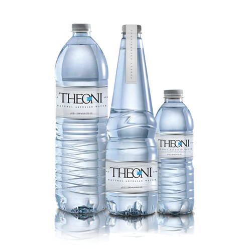 Greece's THEONI bottled water named best in the world