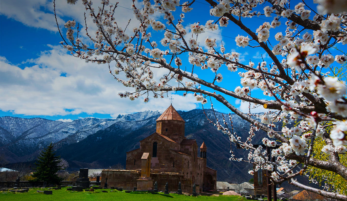 Visit Armenia during Spring Break